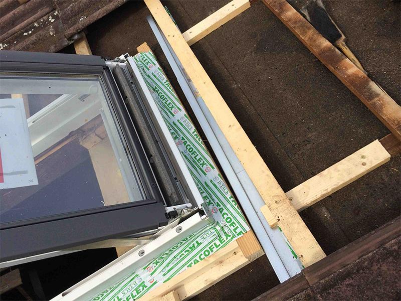 austausch dachfenster top austausch dachfenster with austausch dachfenster amazing altes. Black Bedroom Furniture Sets. Home Design Ideas